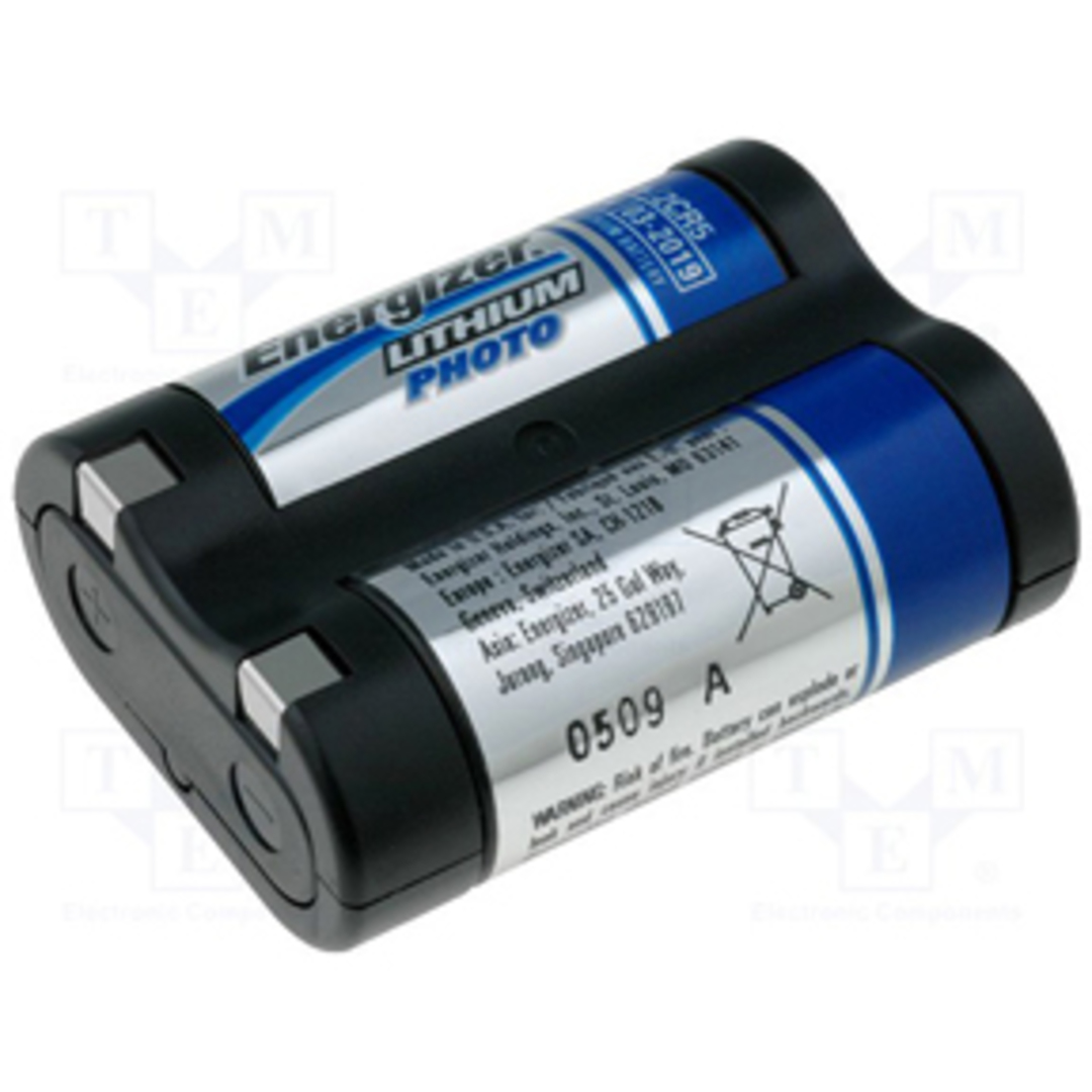 Energizer Lithium Photo 2CR5 (2)