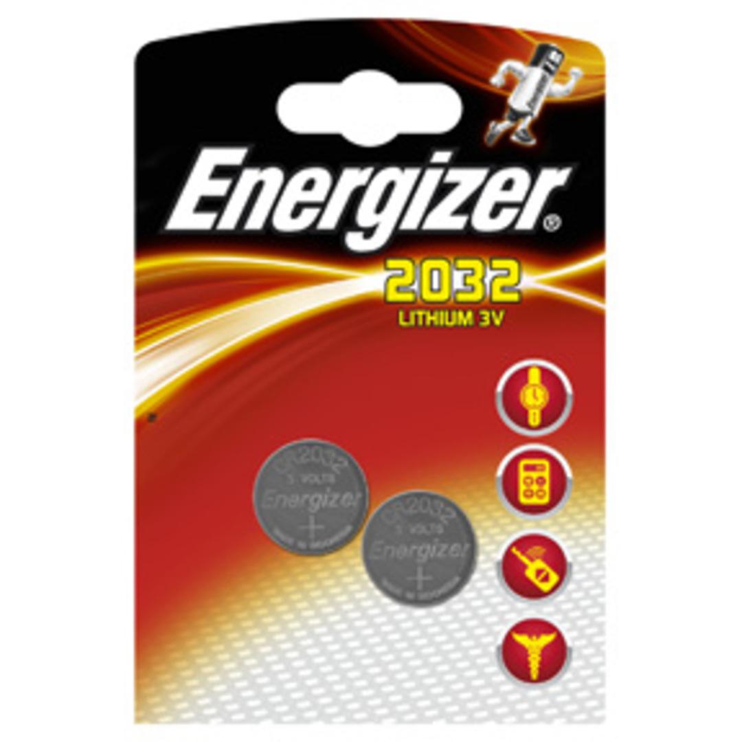 Energizer Lithium CR2032 (2-pack)