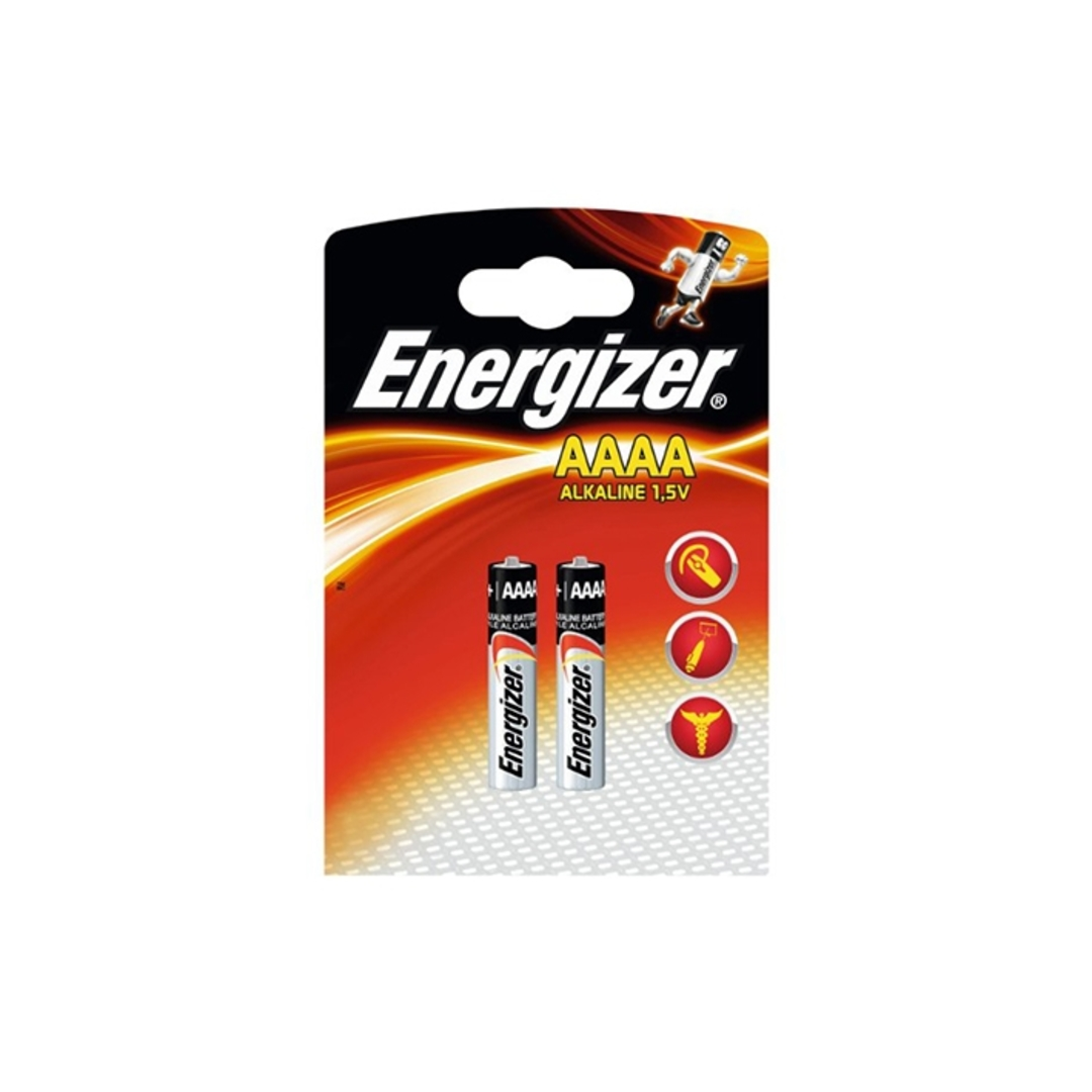 Energizer Lithium AAAA/LR61 (2-pack)