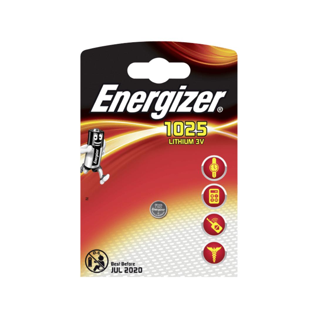 Energizer Lithium CR1025 (1-pack)