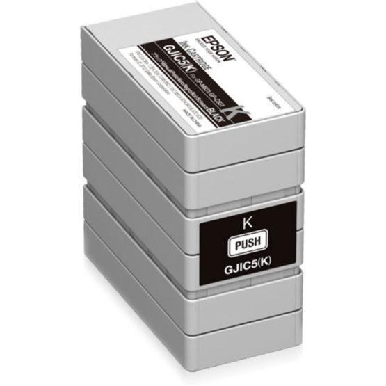 GJIC5K Ink cartridge for ColorWorks C831/GP-M831 Black