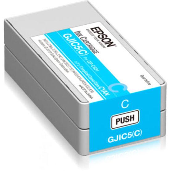 GJIC5C Ink cartridge for ColorWorks C831 Cyan