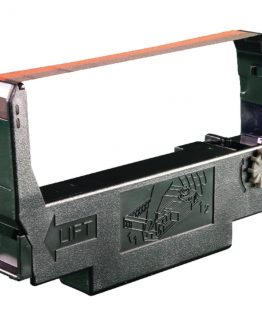 ERC-38 black/red ribbon