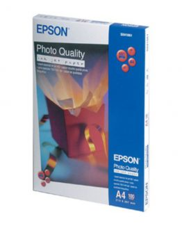 A4 photo quality inkjet paper 102g  (100)