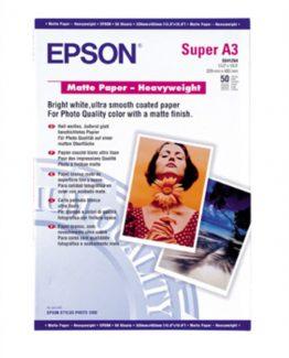 A3+ mat paper heavyweight (50)