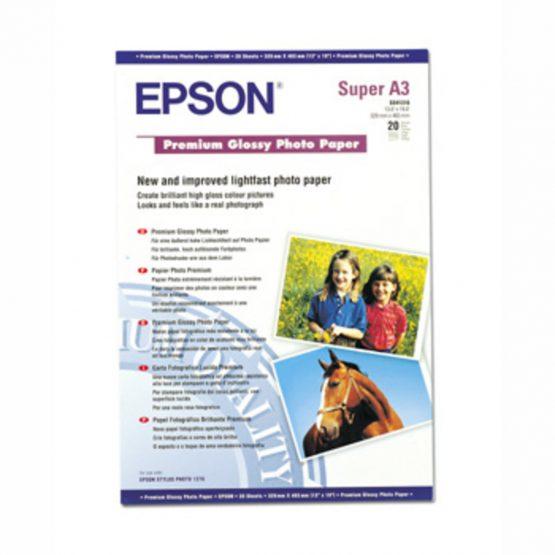 A3+ premium glossy photo paper