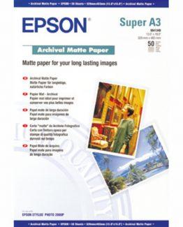 A3+ archival matte paper (50)