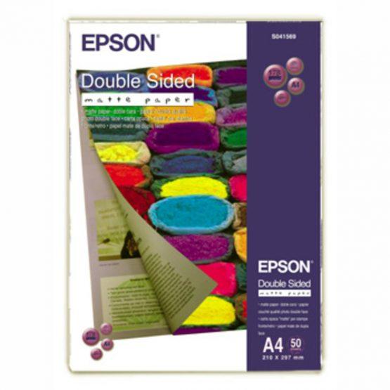 A4 double-sided matt paper(50)