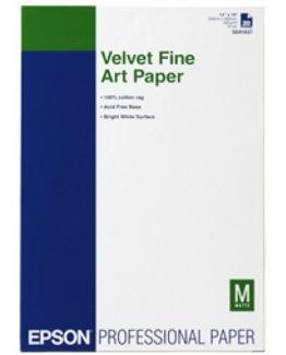 A3 Velvet Fine Art Paper 260g (20)