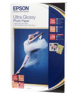 Ultra Gloss Ph.Paper 10x15(20)