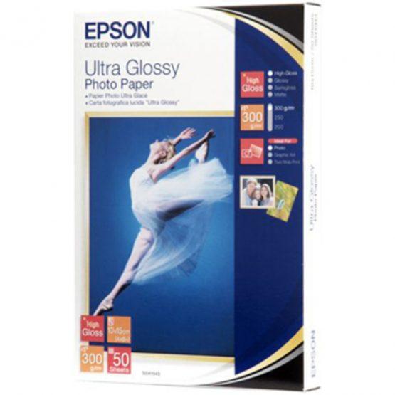 Ultra Gloss Ph.Paper 10x15(50)