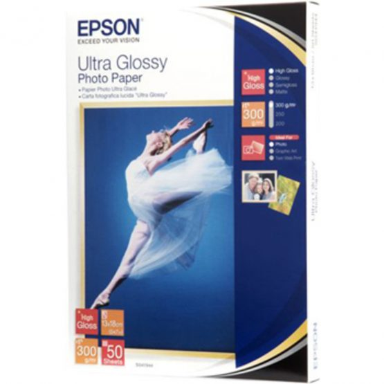 Ultra Gloss Ph.Paper 13x18(50)