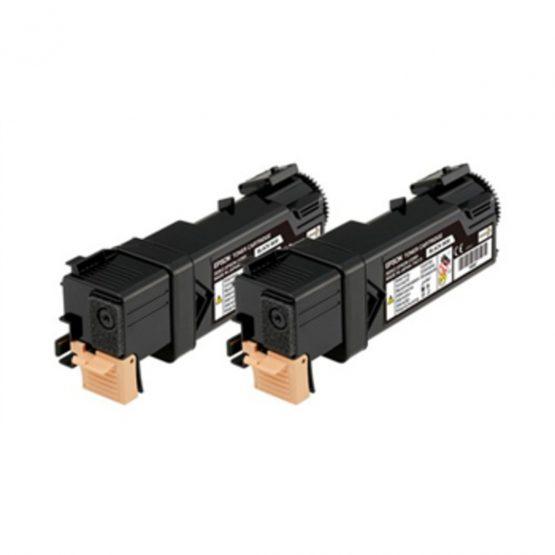 Aculaser C2900N black toner double-pack 2x3K