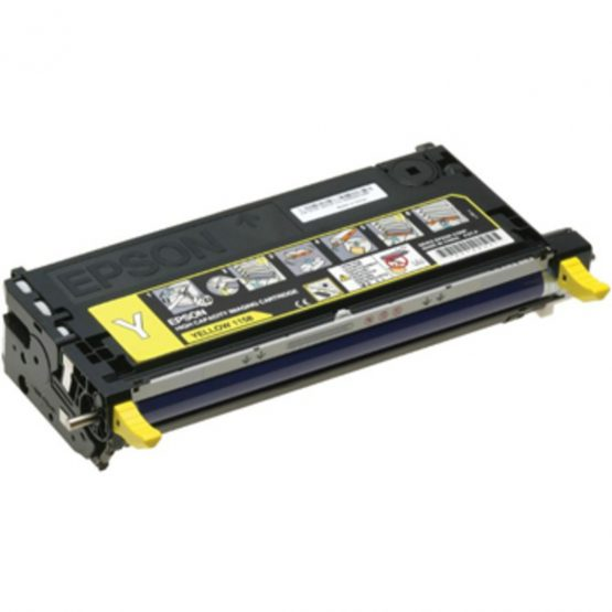 C2800 yellow imaging cartridge HC (6K)