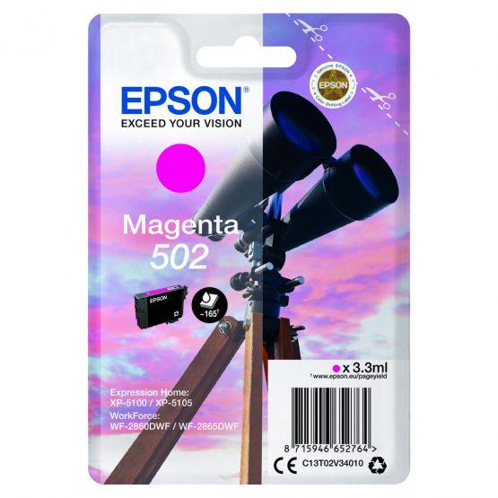 T502 Magenta Ink Cartridge
