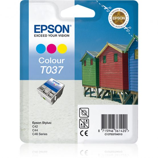 T037 3 Colour ink Cartridge