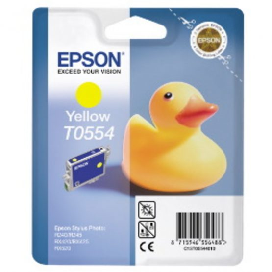 T0554 Yellow Ink Cartridge
