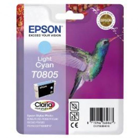 T0805 Light Cyan Ink Cartridge