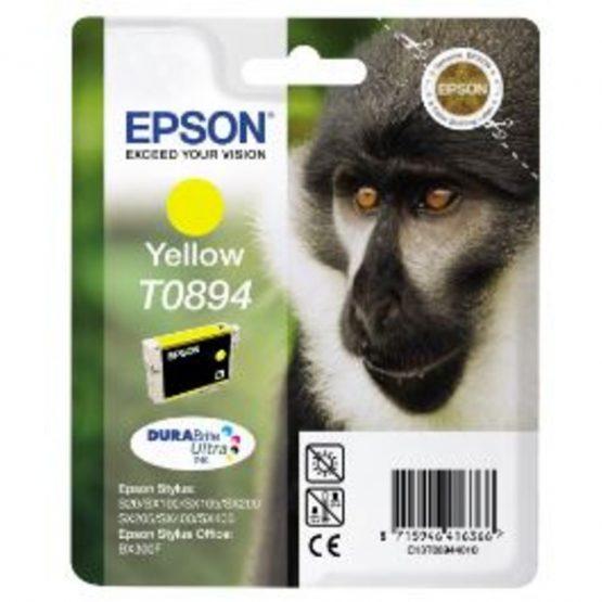 T0894 Yellow Ink Cartridge 3,5ml