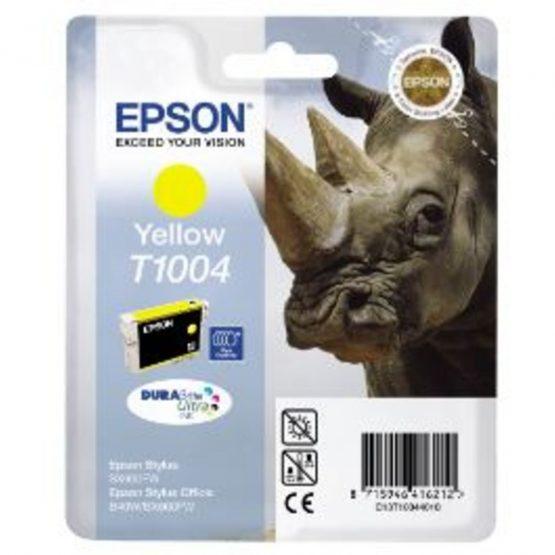 T1004 Yellow Ink Cartridge