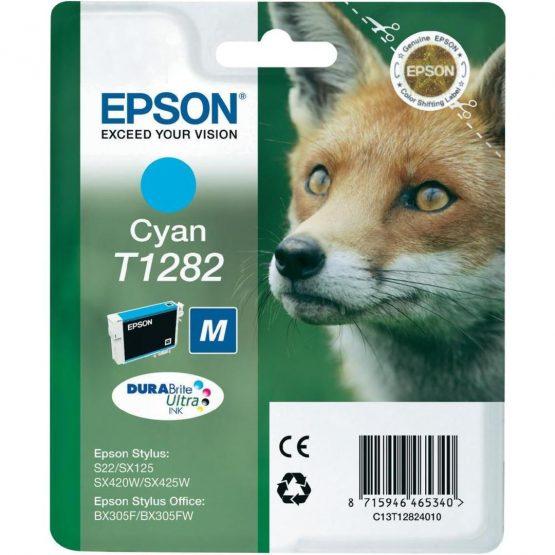T1282 Cyan Ink Cartridge