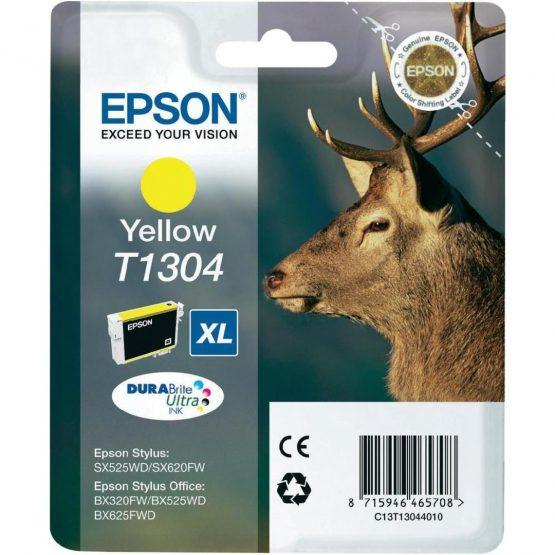 T1304 Yellow Ink Cartridge XL