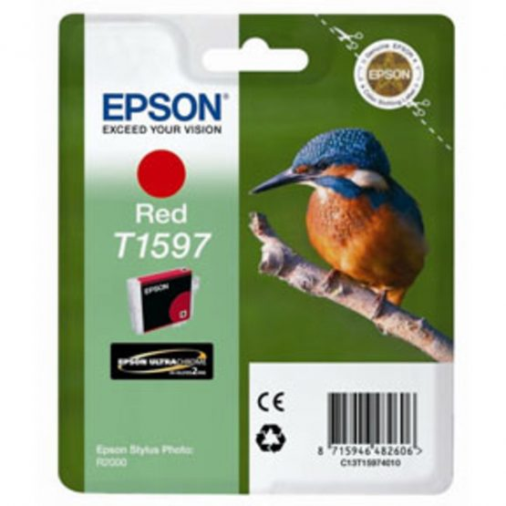 T1597 Red Ink Cartridge