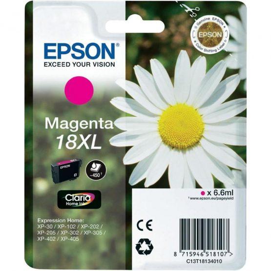 T1813 Magenta Ink Cartridge XL