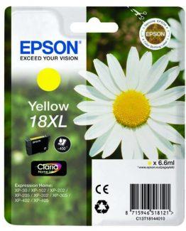 T1814 Yellow Ink Cartridge w/alarm