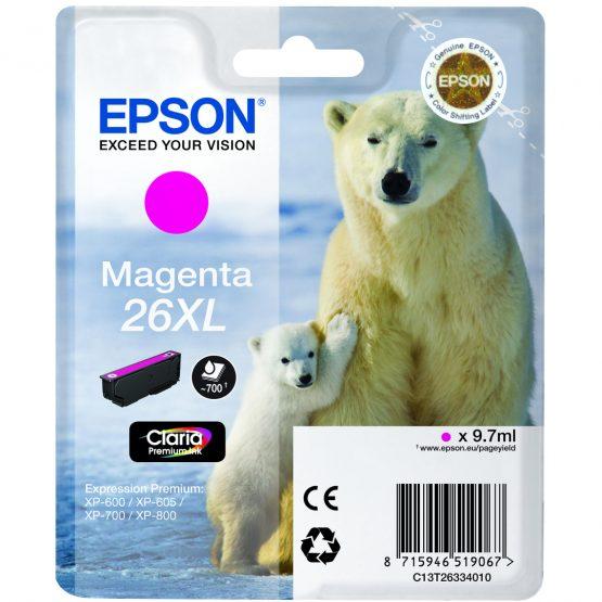 T2633 Magenta Ink Cartridge XL