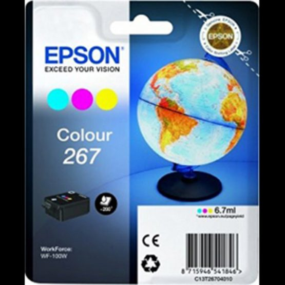 T267 3-colour Ink Cartridge