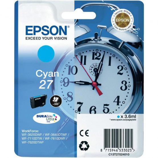 T2702 Cyan Ink Cartridge