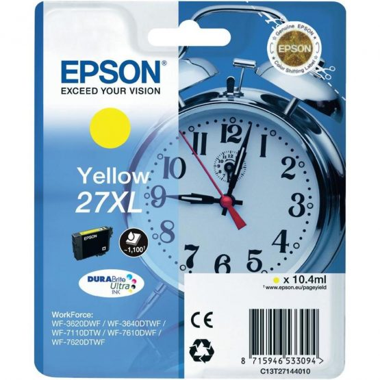 T2714 Yellow Ink Cartridge XL