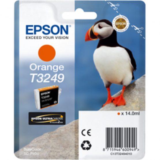 T3249 Orange ink