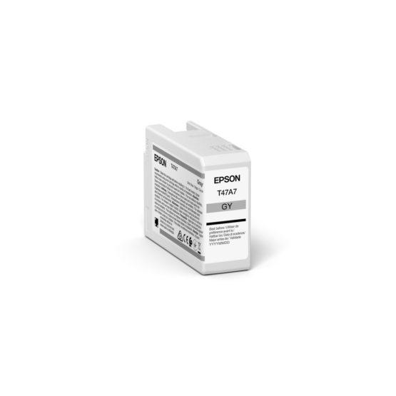 C13T47A700 Gray Ink Cartridge