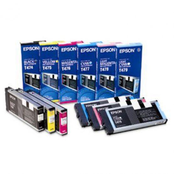 Stylus Pro 4880/4800 Light Light  Black