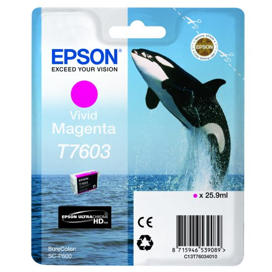 T76034010 Vivid Magenta Ink Cartridge