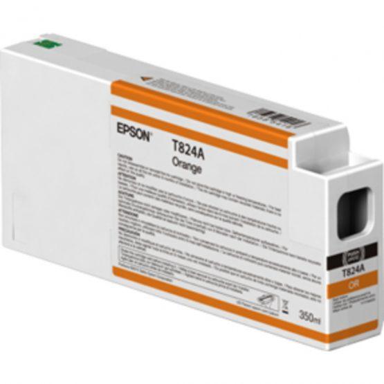 T824A Orange Ink Cartridge