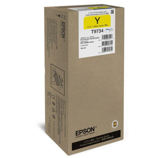 WF-C869R Yellow Ink Supply Unit XL