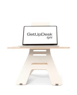 GetUpDesk Light - Adjustable standing desk
