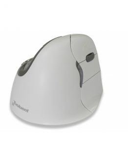 Evoluent VerticalMouse 4 whiteBluetoothright hand