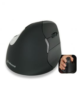 Evoluent VerticalMouse 4 black Bluetooth right hand