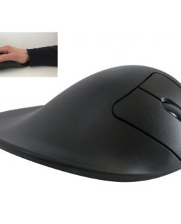 HandShoeMouse lefthanded medium wireless