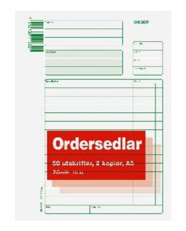 Order form A5 3x50 pcs