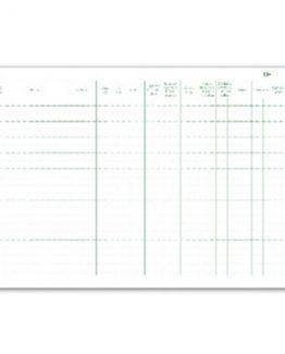 Cash book jordbruk 1222 27upps