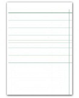 Accounting journal 156i/96 A4 2 kol