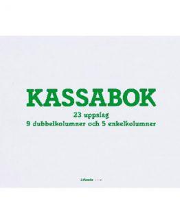 Cashbook A4L/23 uppsl 14 kol