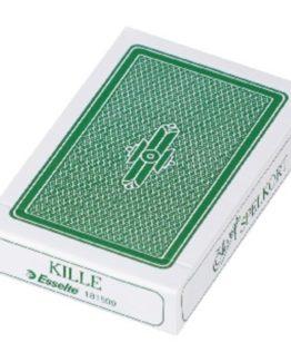 Playing Cards Öbergs Kille-lek green