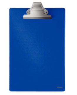 Clipboard w/out frontCover big capacblue