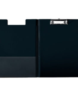 Clipboard with front cover black